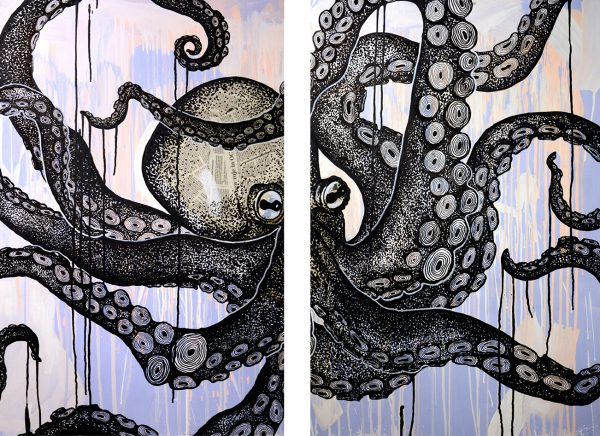 octopus artwork